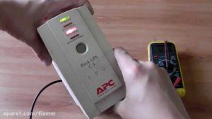 تعمیر یو پی اس APC مدل CS500