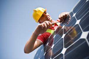 نگهداری سیستم خورشیدی