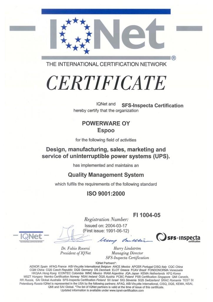 c13 724x1024 گواهینامه های شرکت | یو پی اس | باتری